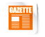 T�l�charger la gazette